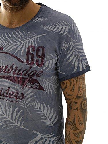 Key Largo Shirts T-Shirts T Riders Round T00691-1201