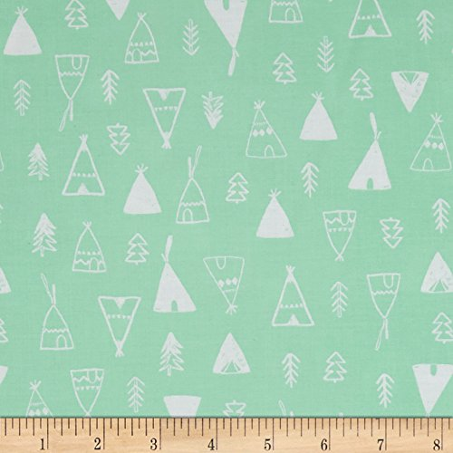 Dear Stella No Drama Llama Teepees Ambrosia Fabric By The (Ambrosia Fabric)