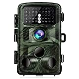 TOGUARD Trail Camera 14MP 1080P Game Cameras with Night Vision Motion Activated Waterproof