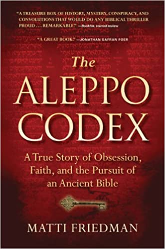 Image result for the aleppo codex