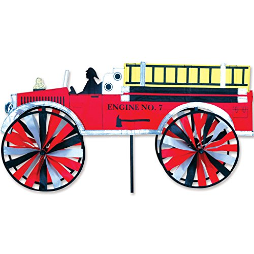 Premier Kites Accent Spinner - Fire Truck (Accents Truck)