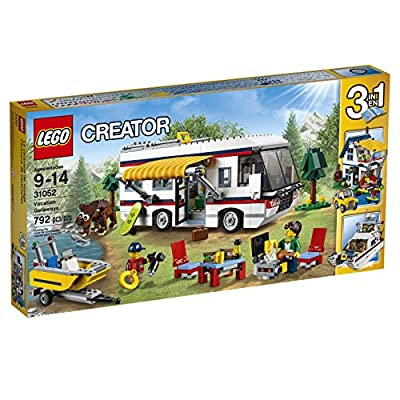 LEGO Creator Vacation Getaways Building Kit  | Building Toys