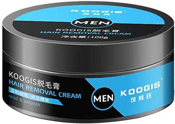 Crema depilatoria Pangyan990 para eliminar el cabello, parte ...