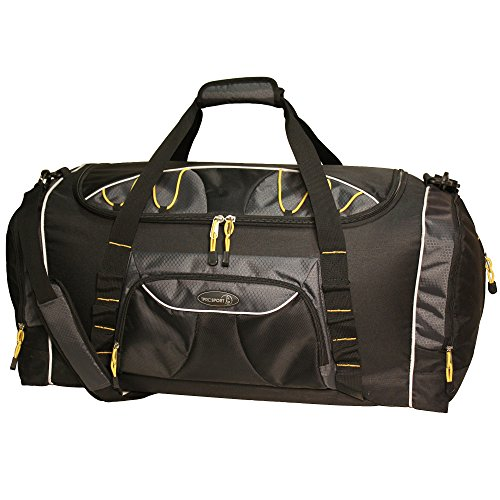 26-sierra-madre-collection-2-toned-travel-duffel-in-black-yellow
