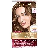 L'Oréal Paris Excellence Créme Permanent Hair Color, 5G Medium Golden Brown