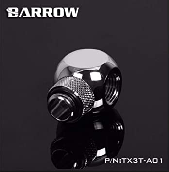 Barrow G1//4 3 way ball fitting