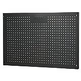 Viper Tool Storage V2436PBBL Pegboard, 24-Inch x 36-Inch, Black