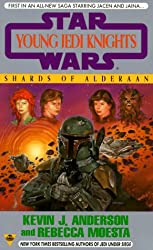 Shards of Alderaan (Star Wars Series Young Jedi Knights Number 7)