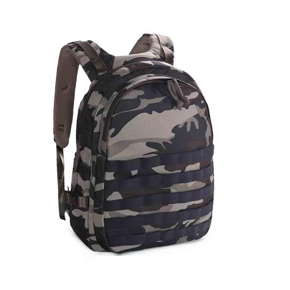 Sunny Lässige Rucksack Herren Outdoor Sporttasche Schulranzen Große Kapazität 15,6 Zoll Laptop Camouflage (Farbe   Deep Army Farbe)