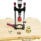 Milescraft 1318 Drillmate Drill Guide with chuck
