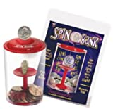 SPIN BANK by Fascinations (Colors May Vary)