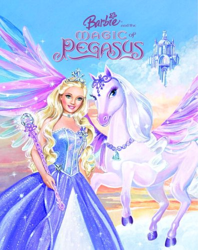 Download Barbie And The Magic Of Pegasus Picture Book Pdf
