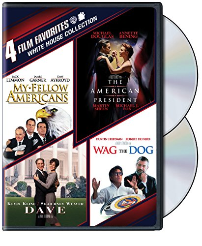 4 Film Favorites: White House (The American President, Dave, My Fellow Americans, (Dave Douglas Collection)