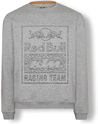 2019 RB K T M Racing MotoGP MX Sweat /à col Rond pour Homme