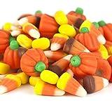 Autumn Mix, Candy Corn & Pumpkins ~ 2 Lbs. ~ Halloween / Fall Candy