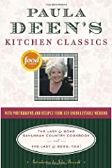 Paula Deen's Kitchen Classics: The Lady & Sons Savannah Country Cookbook and The Lady & Sons, Too! Hardcover