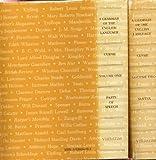 A Grammar of the English Language, George O. Curme, 0930454030