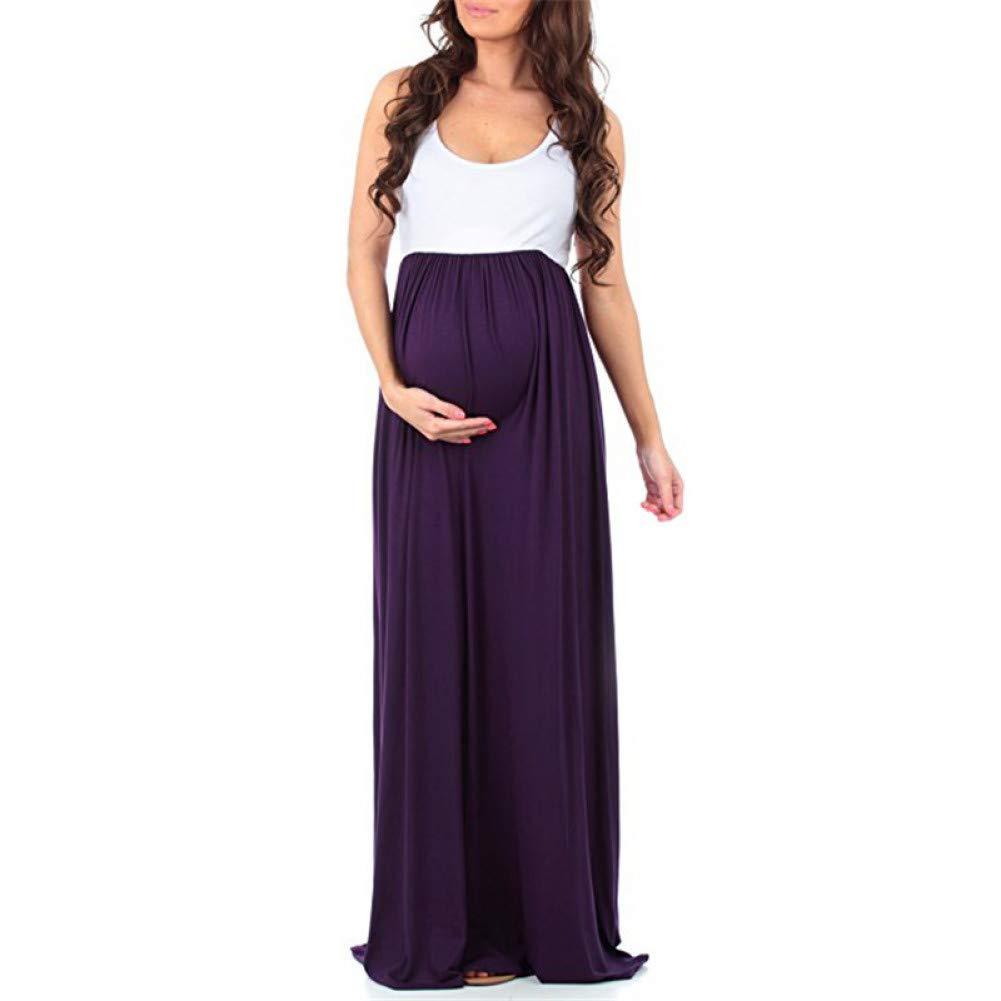 XSY Vestidos de Maternidad Accesorios de fotografía de Verano ...