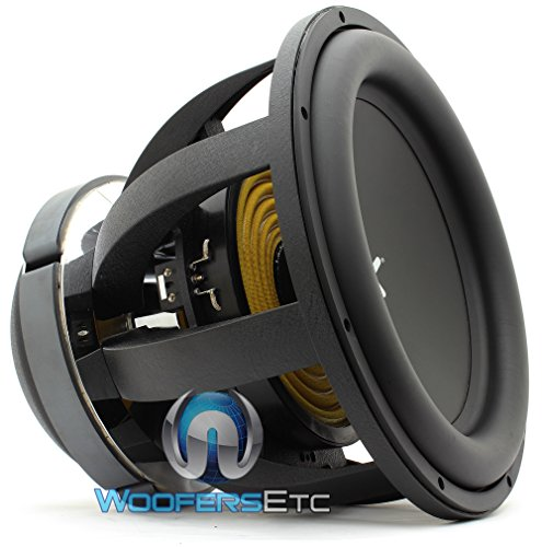 "Re-Audio XXX15 V2 D4 - RE Audio 15"" 2000W RMS Dual 4-Ohm ..."