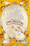 Zoo Doings, Jack Prelutsky, 0688017827