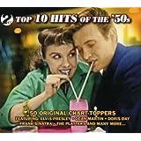 Top 10 Hits Of The 50s - 50 Original Hits
