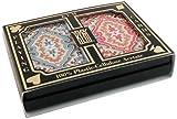 KEM Playing Cards (Paisley, Jumbo Index)