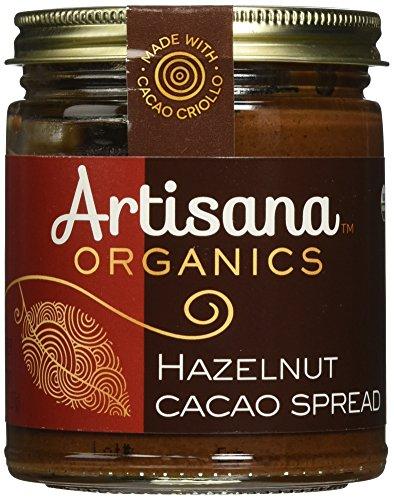 Artisana Hazelnut Cacao Spread Organic