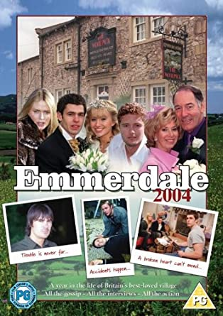 Emmerdale: 2004 [DVD]: Amazon co uk: Patsy Kensit, Mark Charnock