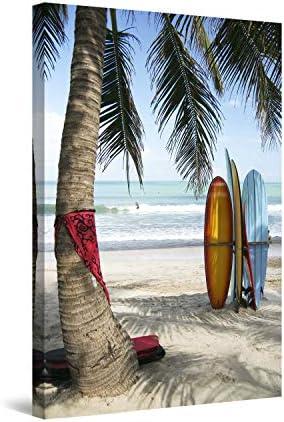 Startonight Wall Art Canvas Surf Bali