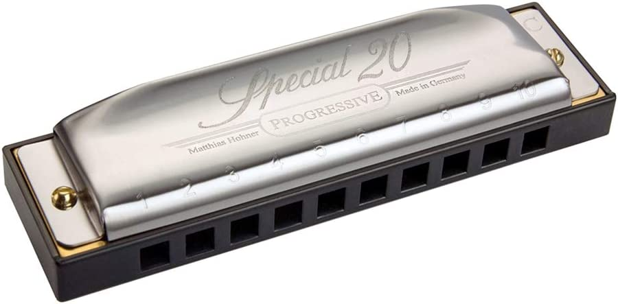 Top 10 Best Harmonica For Beginners Reviews in 2021