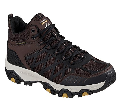 Skechers Men's Terrabite Turnery Hiking Boots Shoe (12 D(M) US