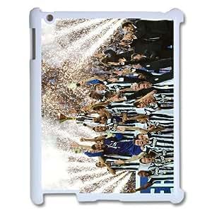 Classic Case Juventus pattern design For IPad 2,3,4 Phone Case