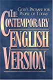 Bible: Contemporary English Version - God's Promise for People of Today
