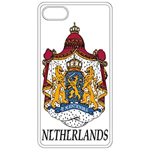 Netherlands - Coat Of Arms Flag Emblem White Apple Iphone 6 (4.7 Inch) Cell Phone Case - Cover