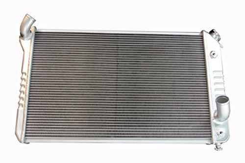 KKS478 3 Rows All Aluminum Radiator 1973-1976 Chevy Corvette V8 5.7/7.4L