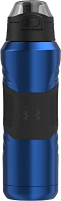 Under Armour Dominate 24 Ounce Vacuum Insulated Stainless Steel Bottle
