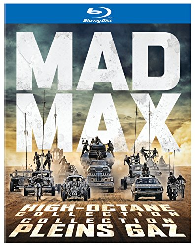 Mad Max High Octane Collection (4pk/ 1NonWB/ BIL/ BD) [Blu-ray] 8 disc Collection Canada