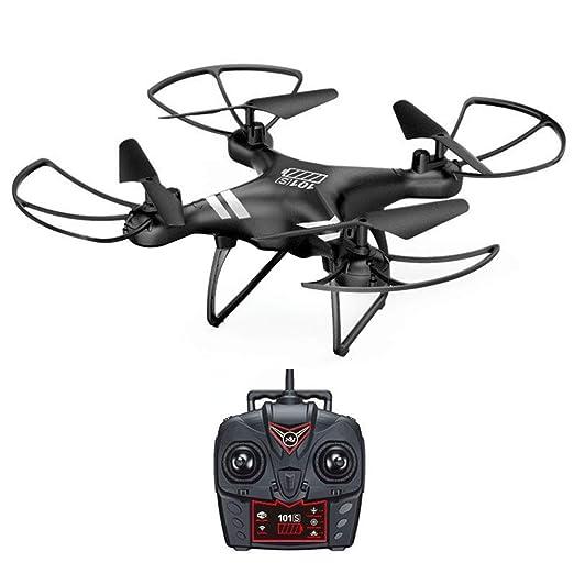 Matedepreso Mini Cuadricóptero RC Dron Juguetes 6-Ejes Gyro ...