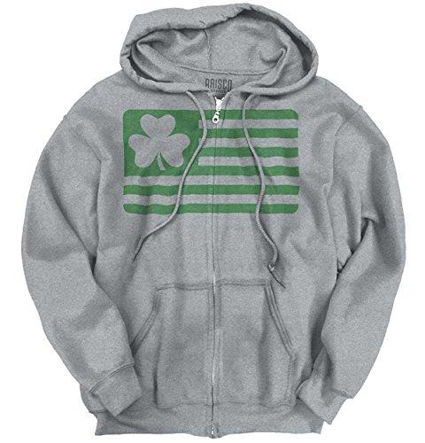 Irish Flag Sweatshirt - 7