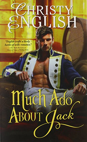 book cover of Much Ado about Jack