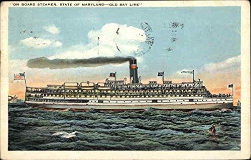 old bay steamer - 3