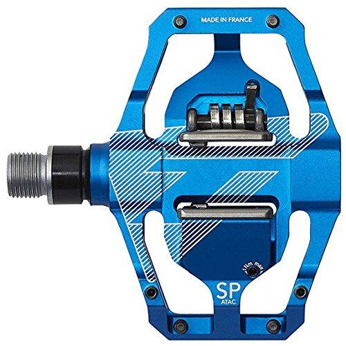 TIME(タイム) ビンディングペダル MTB バイク 自転車 SPECIALE 12 BLUE 重量:202g/片側 T2GV016 B0784NXBBW
