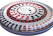 Giant Poker Kaleidoscope Commerative Coin