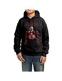 TMDING Youth RUPAUL Hooded Sweatshirt