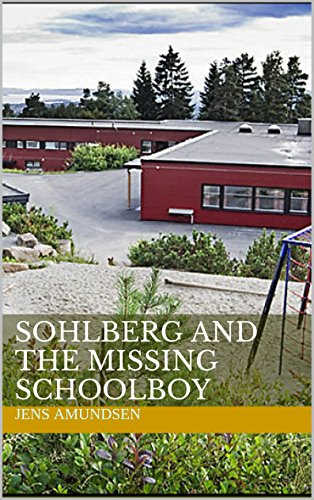 book cover of Sohlberg and the Missing Schoolboy
