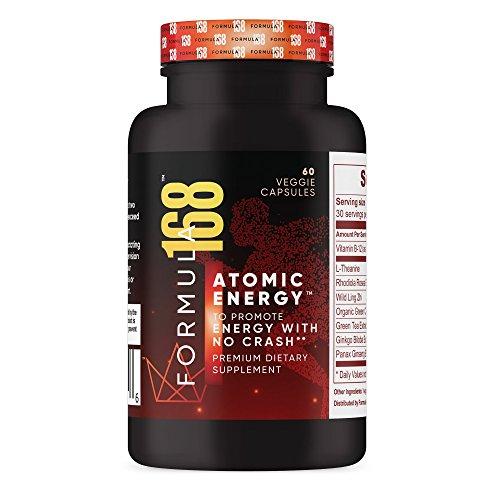 Atomic Energy by Formula168
