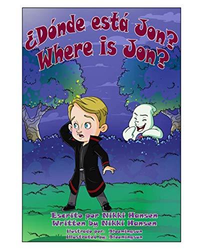 ¿Dónde está Jon? Where is Jon? (Spanish