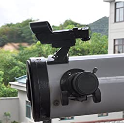 Red-dot Star Pointer Finderscope / Finder Scope Starpointer for Astronomical Telescopes - Two Holes Fitting