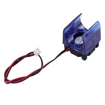 YouN moldeo por inyección E3D V5 V6 3010 Radiador con cubierta de ...