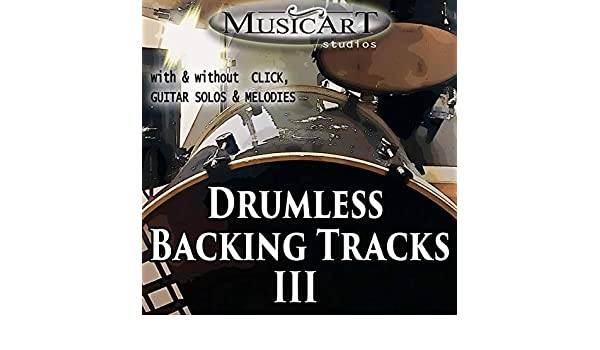 Rock 'n Roll Blues Drumless Backing Track | 120 BPM by